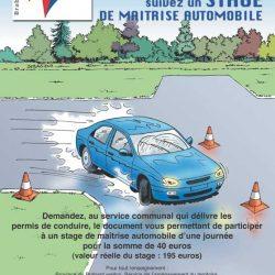 Affiche auto 2002