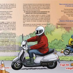 Folder cyclo 2005