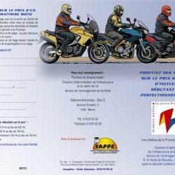 Folder moto 2005