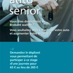Affiche seniors 2011