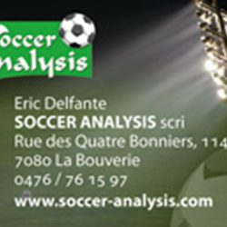 Carte de visite de Soccer Analysis