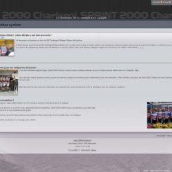 Screenshot de Sprint 2000
