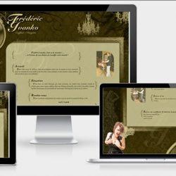 Site Ivanko sur écrans