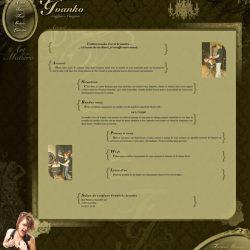 Screenshot du site Ivanko
