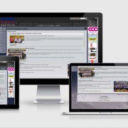 Sprint 2000 sur différents écrans